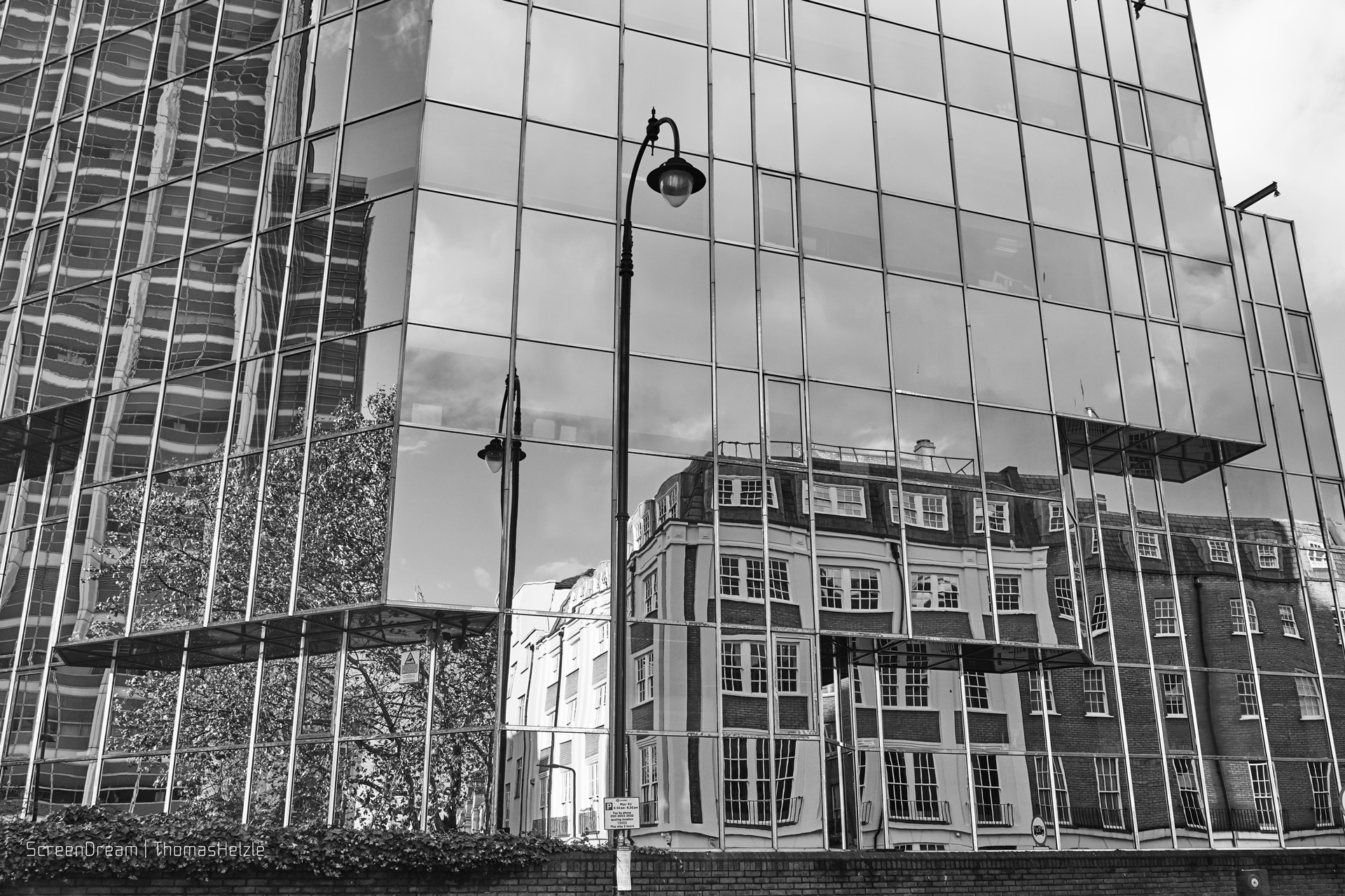 Reflektionen in London
